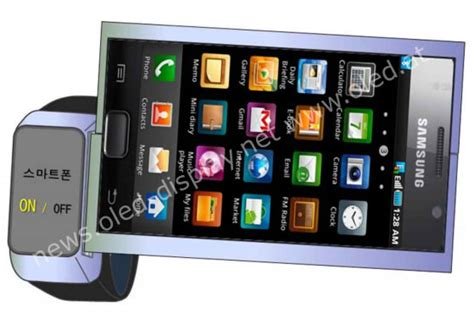 The Magic Phone samsung display magic smartphone und konzepte