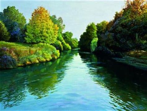letto di un fiume fiume reiki e floriterapia