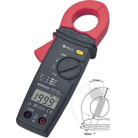 Multimeter Sanwa Di Jogja distributor cl meter sanwa di indonesia meter digital