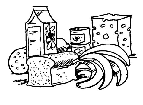 food coloring pages12 coloring printable food coloring pages coloringstar