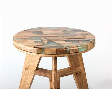 make all from wood handsome wooden furniture uses its own offcuts cured in