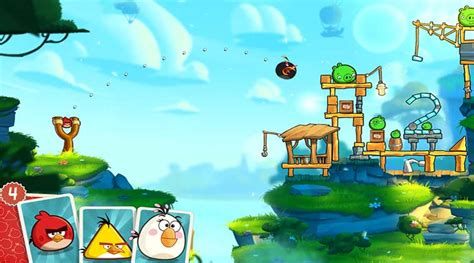 angry birds games gamers 2 play gamers2play angry birds 2 review this one pulls a candy crush to