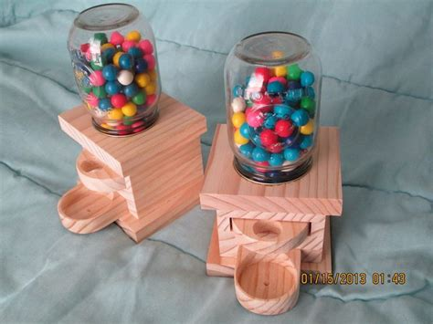 candy machines love project ideas woodworking wood