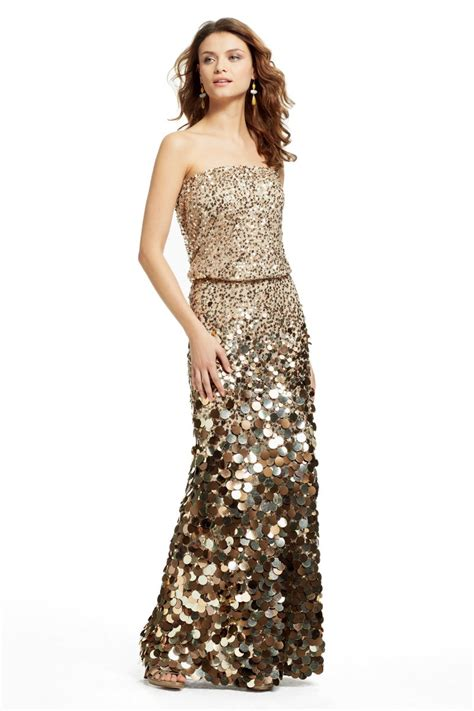 Maxy By sequin maxi dress dressed up