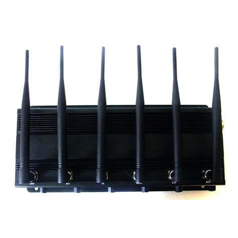 mobile phone jammer 4g cell phone jammer 6 band tsj 4g 2061