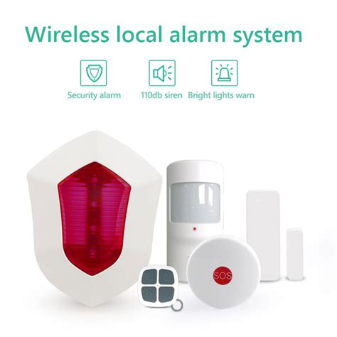 china security products home alarm system burglar alarm