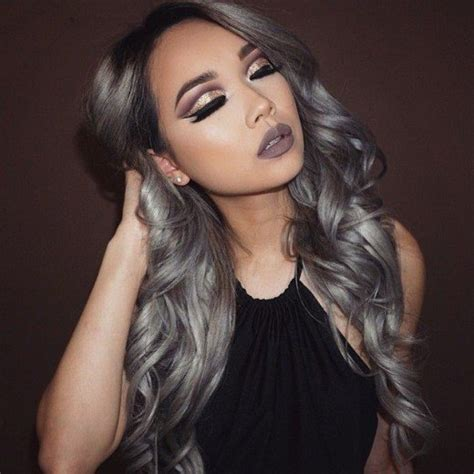 how to get gray hair color diy hair how to get gray hair bellatory