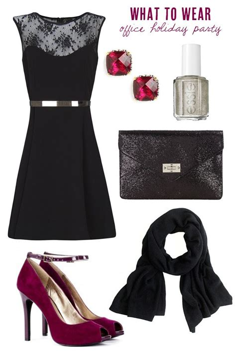 what to wear office holiday party the sweetest occasion