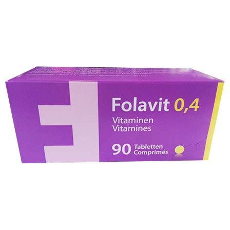 Tablet Folavit folavit 0 4 mg
