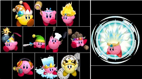powers by kirby image kirby d i y power ups png fantendo nintendo