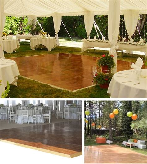 backyard wedding dance floor 17 best ideas about wedding dance floors on pinterest