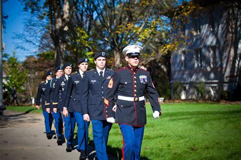 emory colors photos emory celebrates veterans day emory
