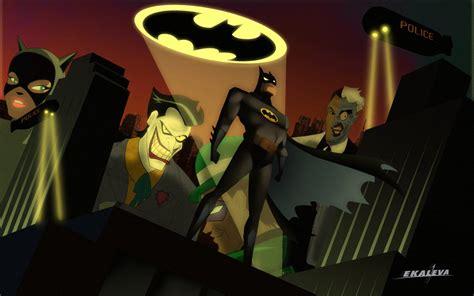 batman tas wallpaper batman the animated series by ekaleva on deviantart