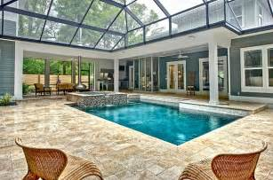 enclosed swimming pools 50 indoor swimming pool ideas taking a dip in style
