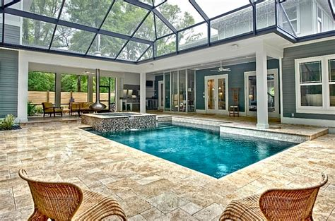 enclosed pool designs 50 indoor swimming pool ideas taking a dip in style