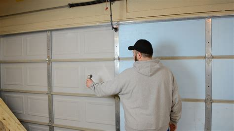 Insulating A Garage Door 187 How To Insulate A Garage Door Ep30