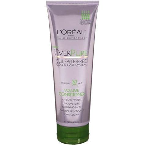 Shoo Loreal everpure shoo shoo conditioner by loreal everpure