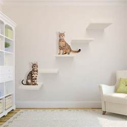 building cat shelves try these 8 cool ideas to build wall shelves for cats
