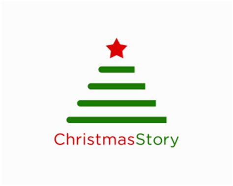 50 creative christmas logos to celebrate the festive season