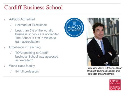 Cardiff Mba Accreditation by Ppt Cardiff Powerpoint Presentation Id 3449189