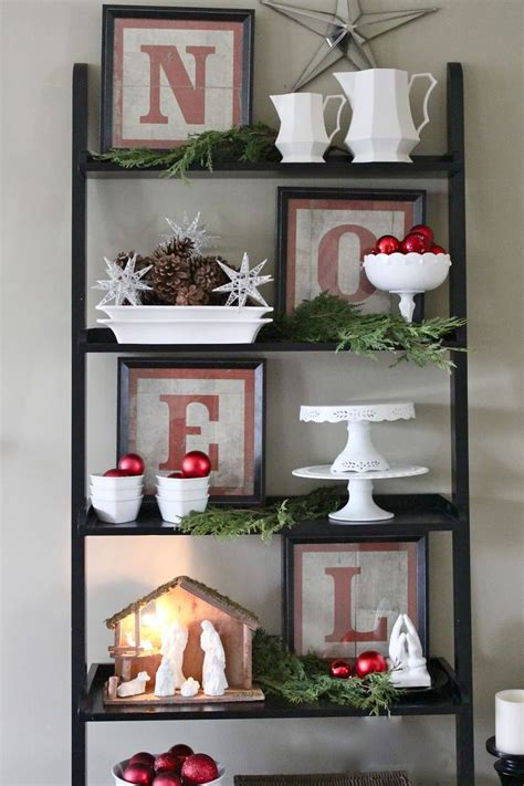 best 25 ladder shelf decor ideas on ladder