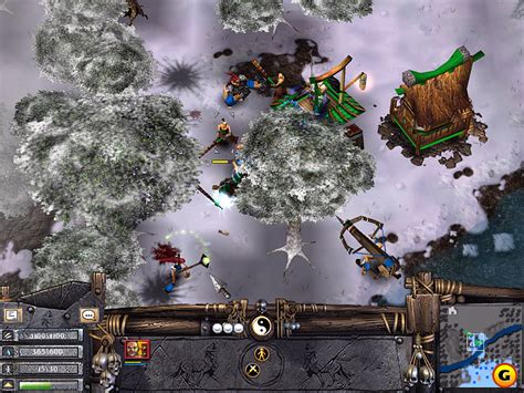 battle realms free download full version winter wolf battle realms winter of the wolf download full version