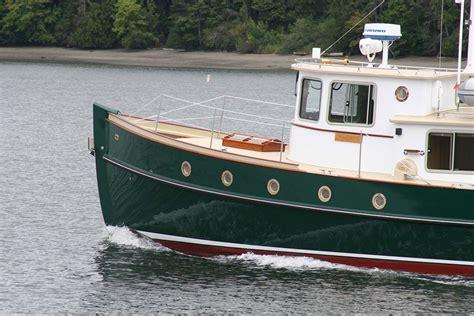 sam devlin boat building sockeye 45 devlin designing boat builders