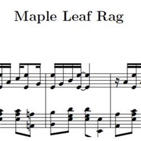 Maple leaf rag synthesia download iphone