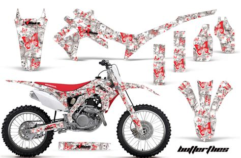 Decal Stiker 250r Green 2018 honda crf250r graphic stickers and decals honda