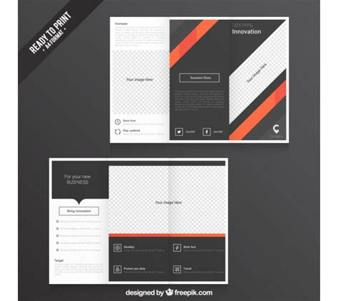 tri fold brochure template design tri fold brochure template 20 free easy to customize designs