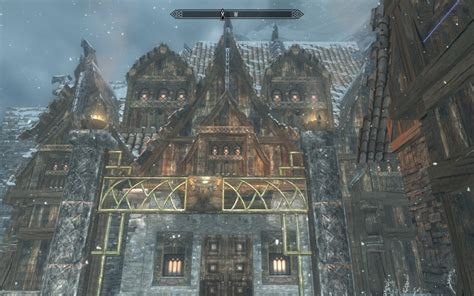 skyrim house windhelm house free at skyrim nexus mods and community