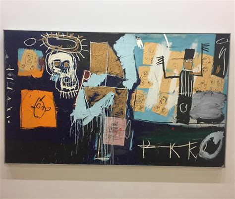 basquiat boom for real 3791356364 巴斯奎特 伦敦个展 boom for real 图集 艺术壮士 艺术自媒体