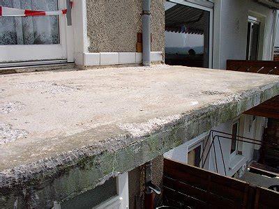 terrasse sanieren balkon terrasse sanieren beton sanierung abdichtung
