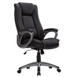fauteuil de bureau coach coloris noir conforama