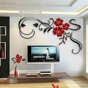 Red Wall Art Stickers red and black paris themed bedroom in addition red white and black