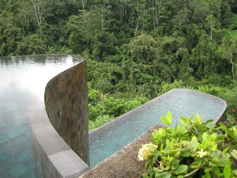infinity pool bali the ubud hotel resort in bali with infinity pool