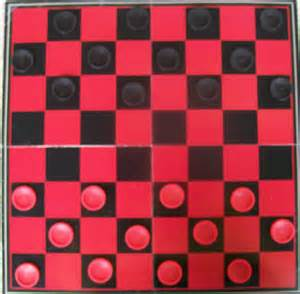 how to play checkers all about fun and games