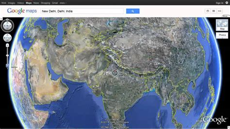 live maps earth 3d india as seen on earth using maps