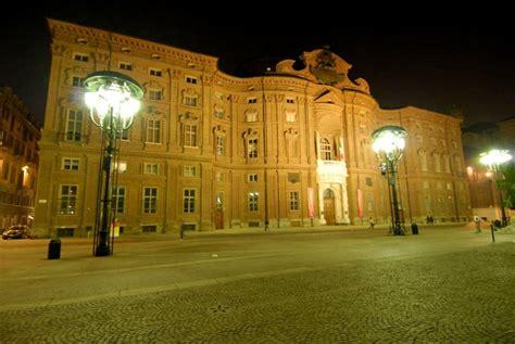 parlamento italiano sede palazzo carignano torino