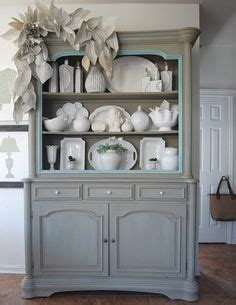 How To Paint Dining Room Hutch Painted Hutch On China Cabinets Sloan