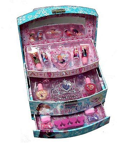 New Make Up Kit Frozen Murah disney frozen makeup box kawaii japan limited cosmetics elsa new what s it worth