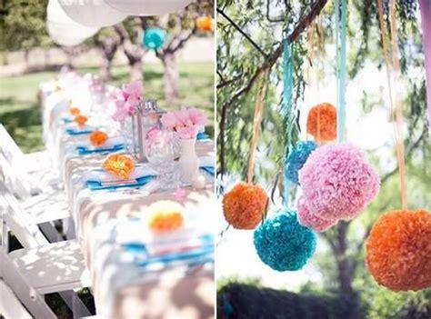 bridal shower decoration ideas blue inofashionstyle com