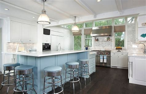 nantucket kitchen blue and white interiors living rooms kitchens bedrooms