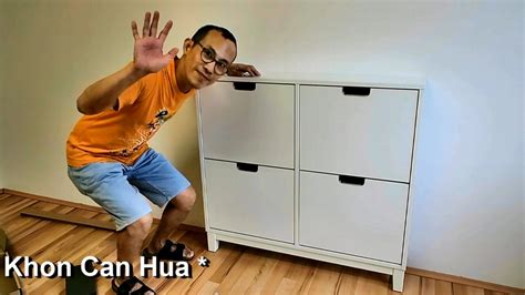 stall shoe cabinet from ikea how to assemble ikea stall shoe cabinet with 4