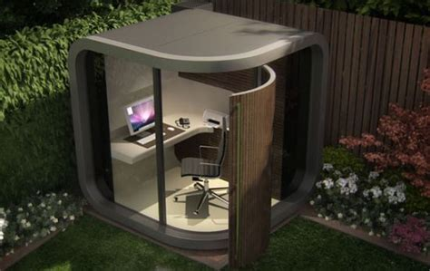 backyard office pod 6 unique home offices that will inspire you to start your