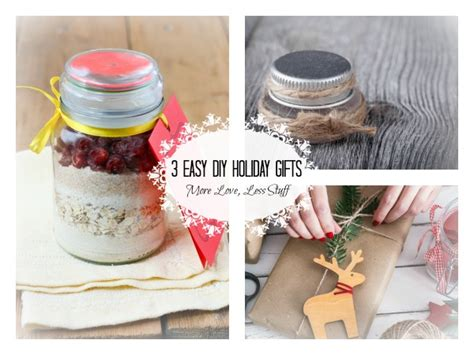 consumable christmas gifts easy diy gifts consumable reusable