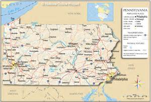 reference map of pennsylvania usa nations project