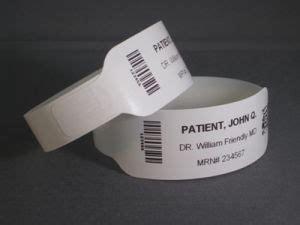 China Medical ID Bracelets/Medical Alert Bracelets/Patient ID Band   China Medical ID Bracelets