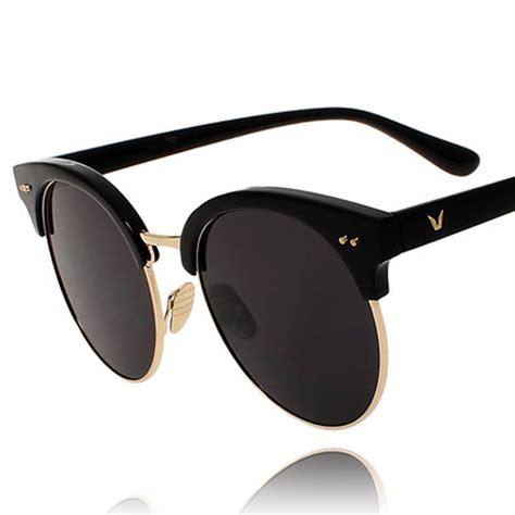 2016 new fashion cat eye sunglasses style