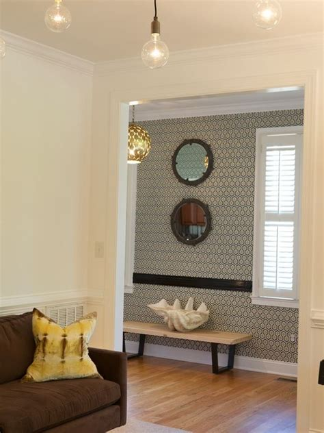 foyer wallpaper ideas choosing the right wallpaper for your space